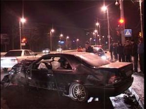 Майор милиции выехала на встречную полосу – пять человек погибло