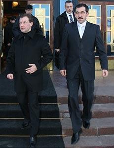 Медведев: У Ингушетии две проблемы