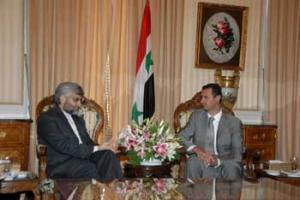 Сирия и Иран провели консультации по ситуации в Газе