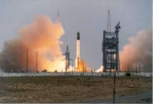 Два российских спутника запущены с космодрома  Байконур