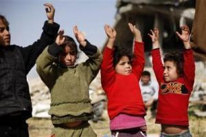 Жители Газы получили помощь из Пензы