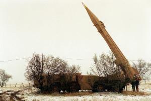 Сирийский передвижной ракетный комплекс