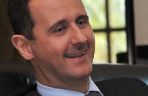 """Башар Асад дал интервью газете """"Гардиан"""""""