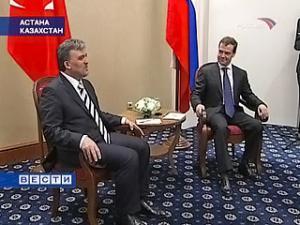 Россия и Турция готовы решать проблемы Кавказа без вмешательства США