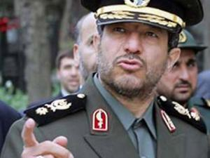 Министр обороны Исламской Республики Мостафа Мохаммад Наджар