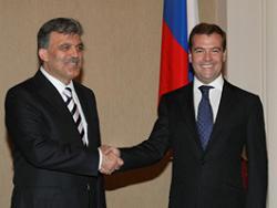 Россия и Турция подпишут декларацию о новом этапе сотрудничества