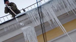 """""""Ледяной дождь"""" – новый бич столицы"""