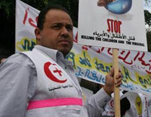 Катарские врачи оперируют в секторе Газа