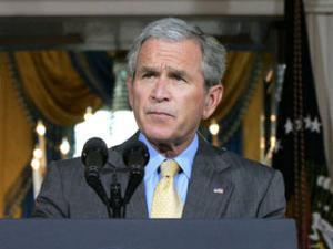 Телевидение ЮАР сообщило о смерти Джорджа Буша