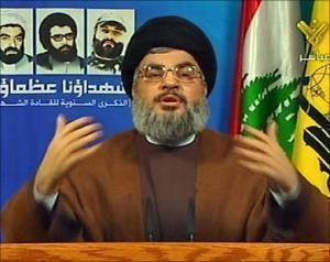 "Хасан Насрулла. Фото: ""Аль-Джазира"""
