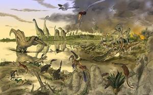 Британский ученый обнаружил 48 новых видов динозавров