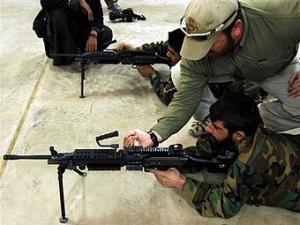 Американцы потеряли в Афганистане десятки тысяч единиц оружия