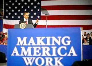 Обама осудил политику Буша