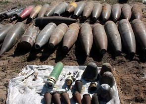 Палестинское Сопротивление обезвреживает тысячи неразорвавшихся израильских бомб и снарядов, направляя их содержимое на оборонные нужды
