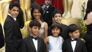 Маленькие мусульмане Мумбаи прославили Индию