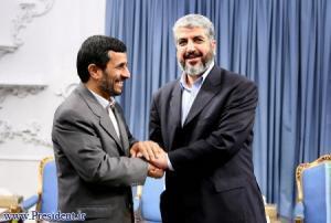 Делегация палестинского Сопротивления прибыла в Тегеран