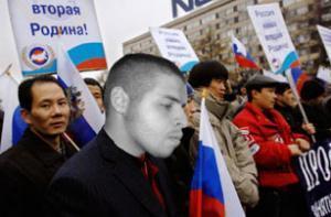 Human Rights Watch: в России грубо нарушаются права трудовых мигрантов