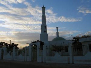 Мечеть в городе Баучи, Нигерия
