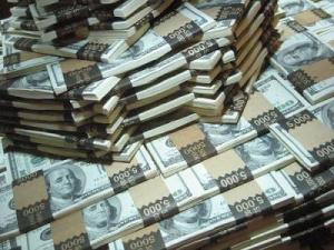 Центробанк: На поддержку курса рубля с начала года потрачено $40 млрд