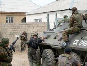 В бою в Назрани погибли четыре омоновца из Мурманска