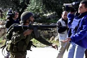 Израильские военные захватили палестинское телевидение