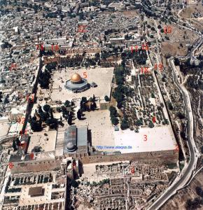 Тель-Авив готовит самую массовую с 1967 года депортацию арабов из Иерусалима