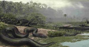 В Южной Америке нашли останки самой большой змеи
