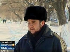 Талгат Кыркымбай. Кадр казахстанской телекомпании КТК