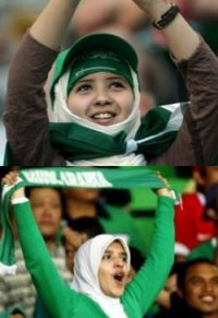 В Саудовской Аравии начался чемпионат по футболу среди женщин