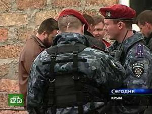 """На бойцов спецподразделения """"Беркут"""" заведено уголовное дело"""