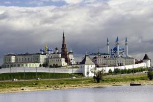 Росохранкультура потребовала не строить министерство в зоне Казанского кремля