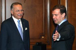Медведев: Россия стремится развивать полномасштабные отношения с исламским миром