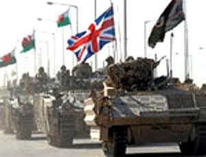 Великобритания начала вывод войск из Ирака