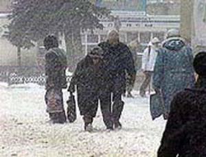 Москву опять завалит снегом