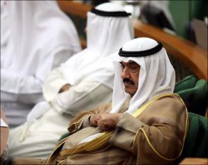 Премьер-министр Кувейта Насер аль-Сабах. Фото ©AFP
