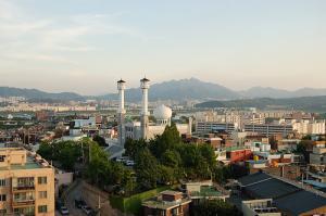 Мечеть в Корее больше чем мечеть