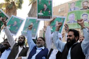 В Пакистане проводятся аресты членов оппозиции