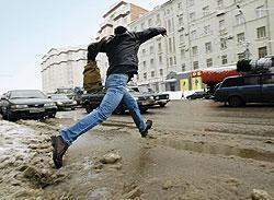 Суточная погода в Москве изменится на 15 градусов — Гидрометеобюро