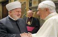 Ватикан поддерживает исламские финансы