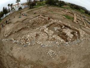 Археологи нашли монотеистический храм XX века до нашей эры