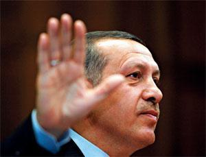 Одна минута для Эрдогана