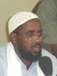 Лидер Исламской партии Сомали отстранен за противодействие мирному процессу