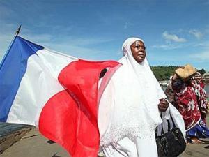 Мусульманский остров добровольно присоединился к Франции