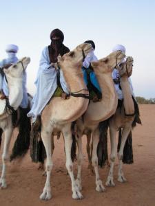 Хранители традиций пустыни
