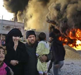 Как Россия помогает палестинцам