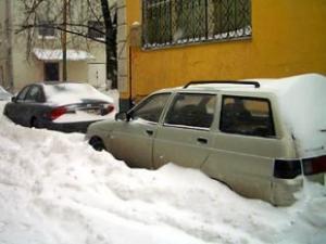 На столицу надвигается сильный снежный фронт – Гидрометеобюро