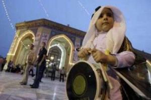 """Сунниты и шииты Ирака вместе празднуют """"маулид"""""""