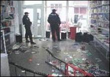 Жертвы книжных погромов в Махачкале обратились в милицию