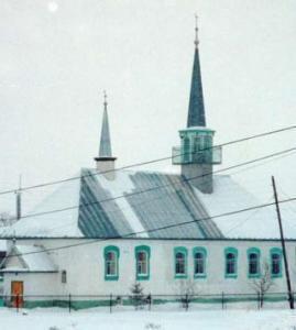 Мечеть в Нижегородской области