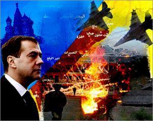 Дмитрий Медведев считает, что сохранить мирный процесс можно в тесном контакте с Лигой арабских государств и Организацией Исламская конференция